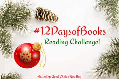 #12DaysofBooks Reading Challenge!