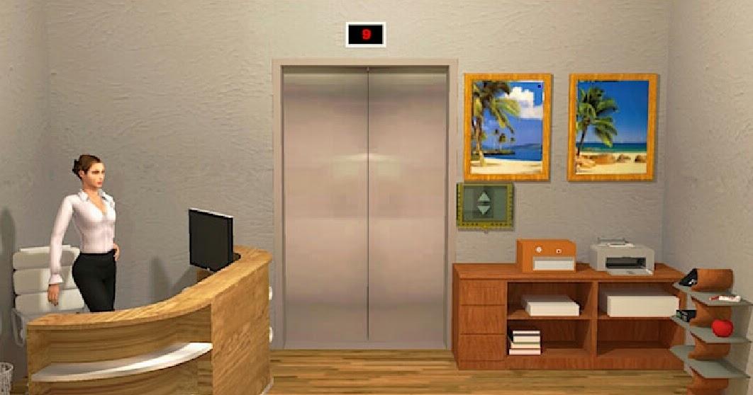 Solved Floors Escape Level 9 Walkthrough
