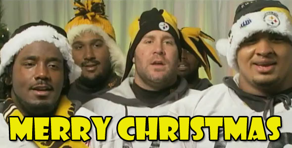 Image result for steelers christmas