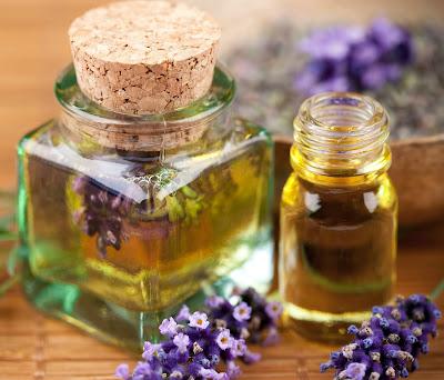 Cara Mengobati Luka Panas Dalam Dengan Minyak Lavender