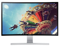 Buy SAMSUNG 27? XL Curved LED BackLit Monitor at Rs.27464 only