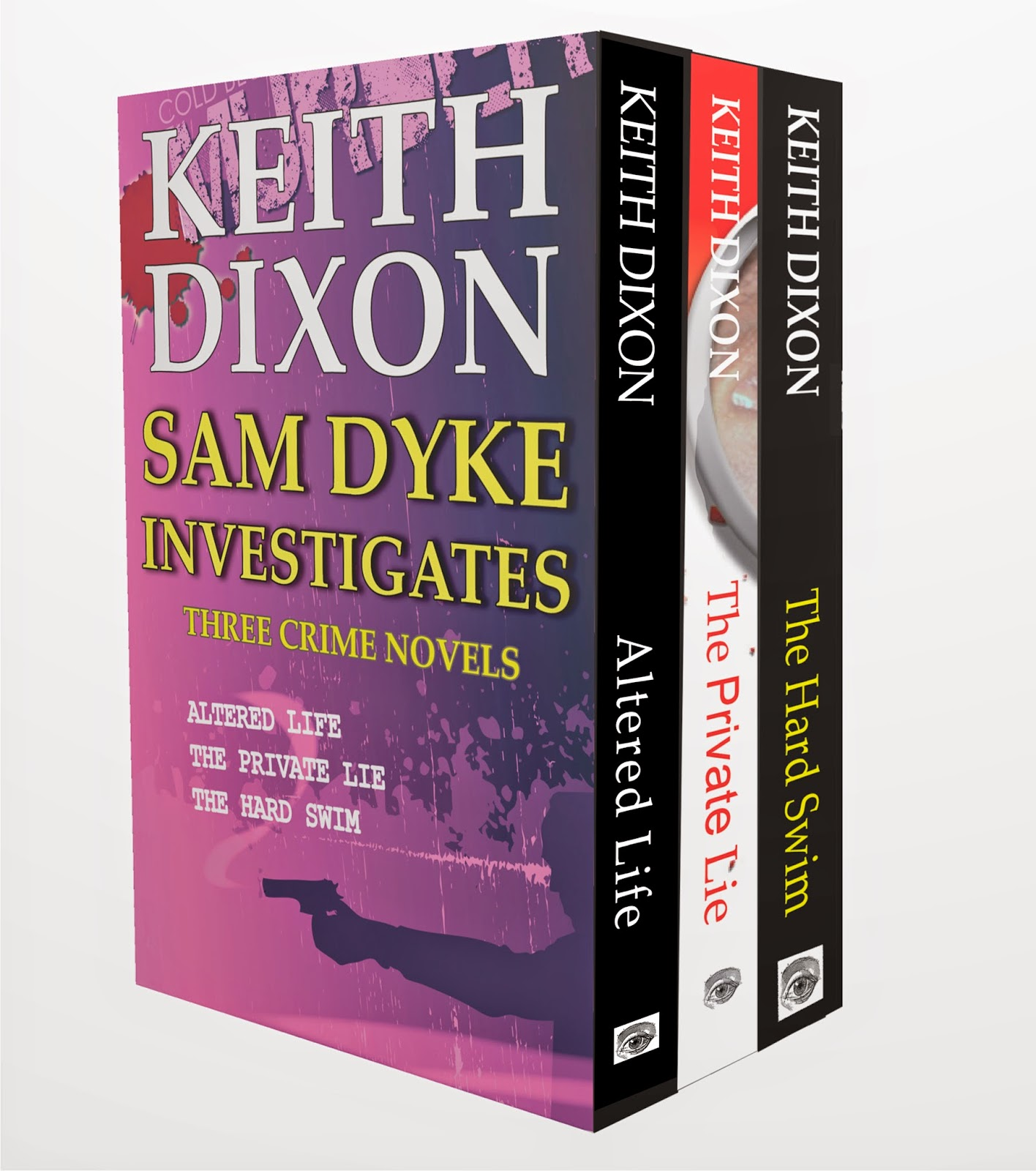 Sam Dyke Box Set cover image