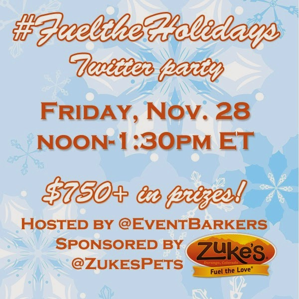RSVP to win $750+ in Zuke's prizes!