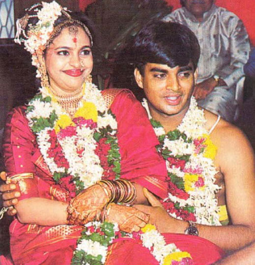 Actor Madhavan Wedding Photos