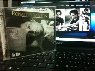 Download CD Ronaldo Santos   Valeu a Pena, Ao vivo