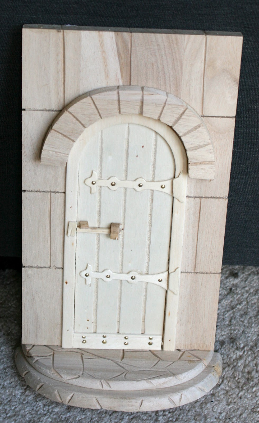 La vie diy diy fairy doors for The fairy door