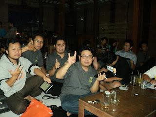 tampang² blogger jogja
