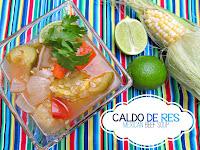 Caldo de Res Recipe from It's Always Ruetten