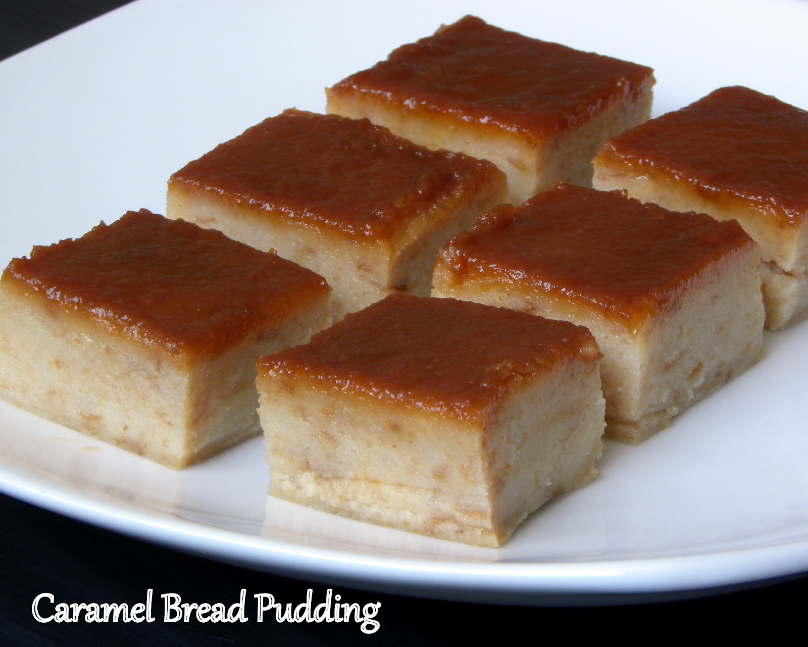 Tasty Treats: Caramel Bread Pudding
