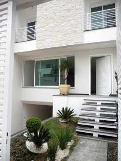 SOBRADO Anália Franco - Alto Padrão NOVO com 353 m² - 4 suítes sendo 1 máster, 6 vagas de garagem.