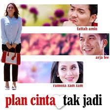 Plan Cinta Tak Jadi 13 Episode (Astro Ria)