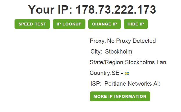 Cek IP