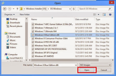 Cara Mudah Membuat Bootable USB Windows Xp, Windows 7, dan Windows 8