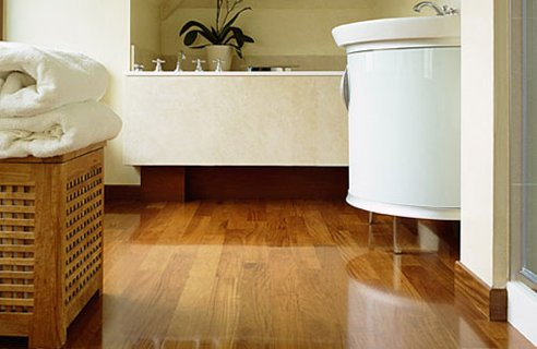 types of flooring best types of flooring for bathrooms