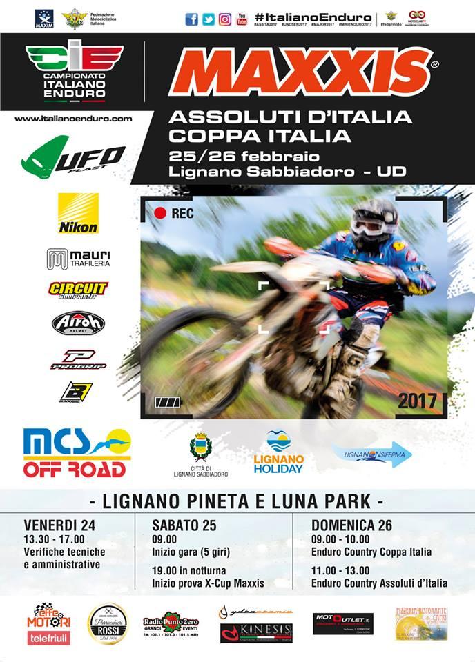 LIGNANO ASSOLUTI D'ITALIA 2017