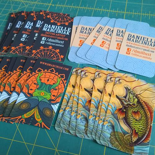 GotPrint Trifecta Cards