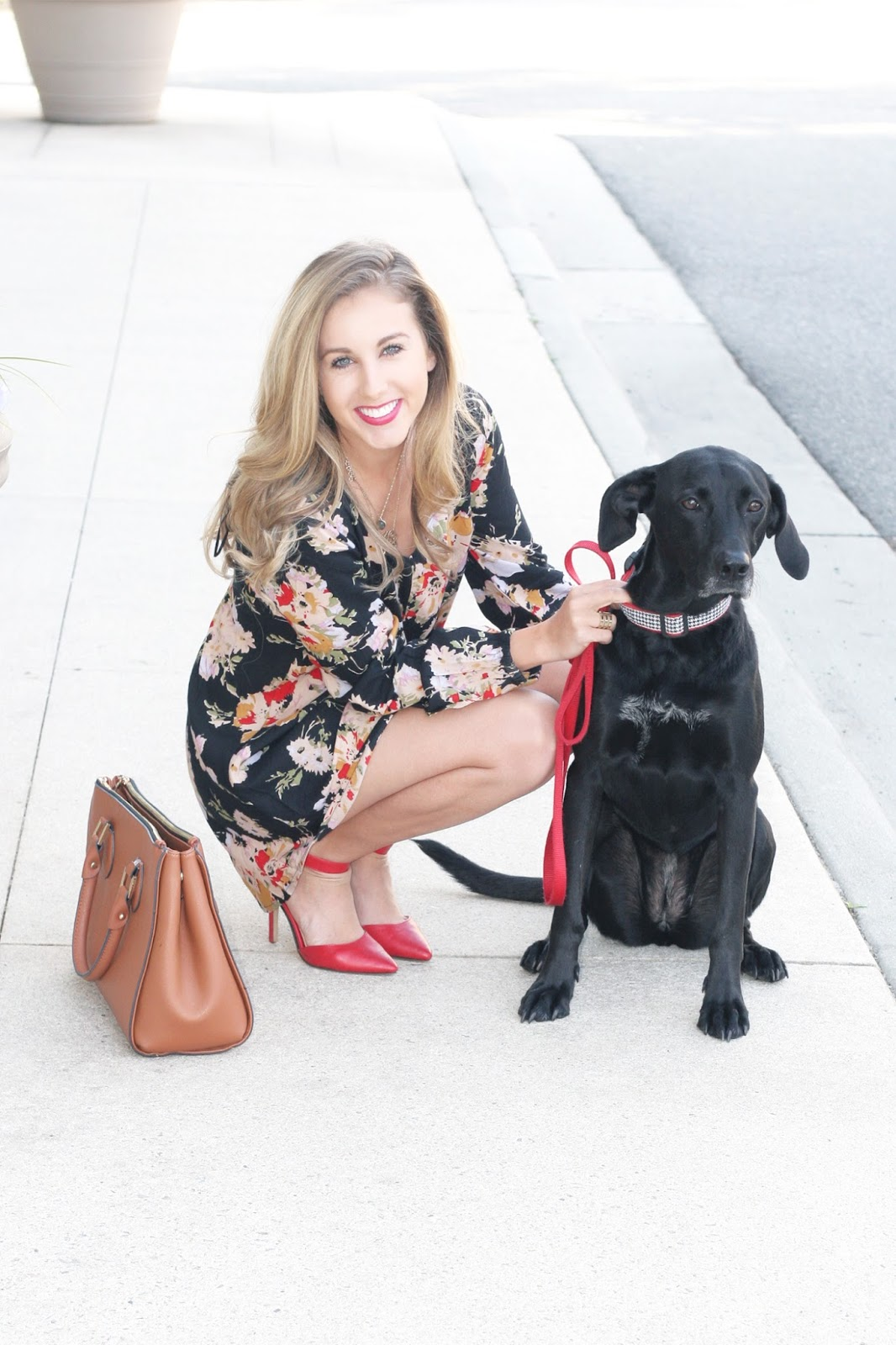 Fashion-post-with-my-dog-and-matching-leash