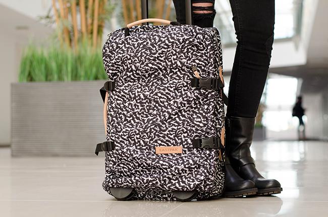 River Island Luggage Bag