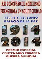 XXI Concurso de Modelismo Fuengirola Un sol de ciudad