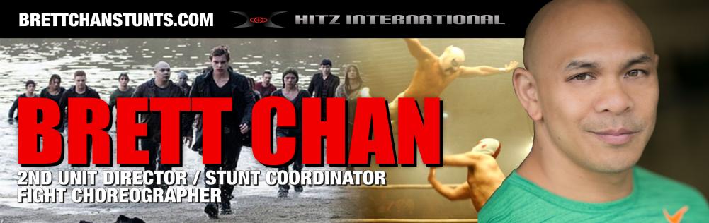 Brett Chan Stunts