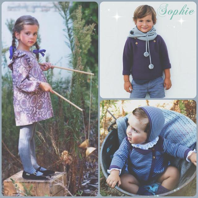 Sophie Moda Infantil