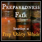 The Preparedness Fair--taking a break for the summer....