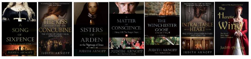Judith Arnopp - Historical Fiction Author