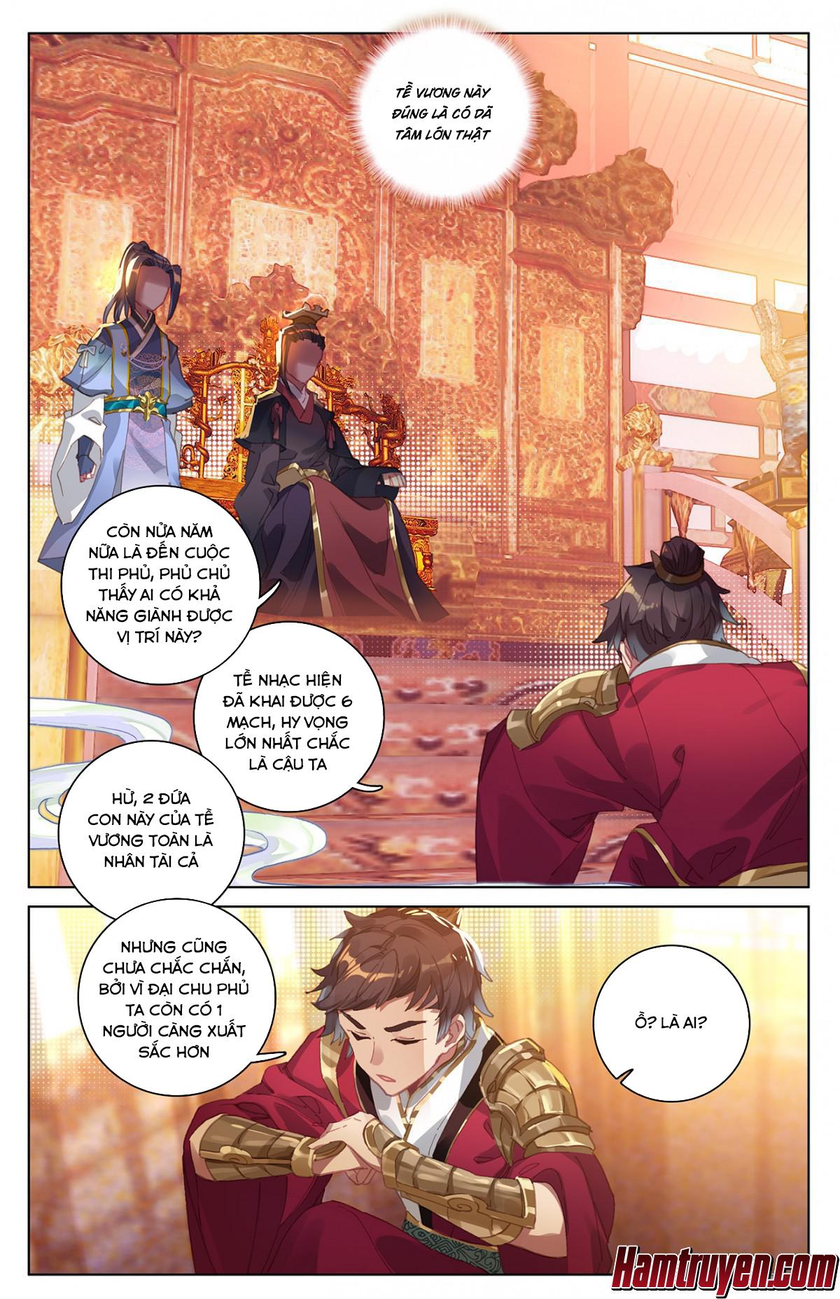 Nguyên Tôn Chapter 12 - Hamtruyen.vn