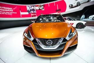 Nissan Sport Sedan Concept frontview