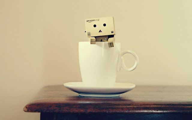 Danbo in the cup
