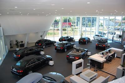 Audi Rent : Un service location pour bientôt
