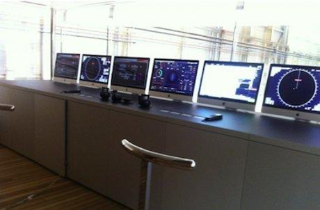 Kapal Venus Teknologi tinggi deilengkapi denga teknologi tinggi