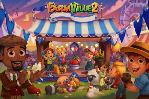 Zynga Farm Ville 2