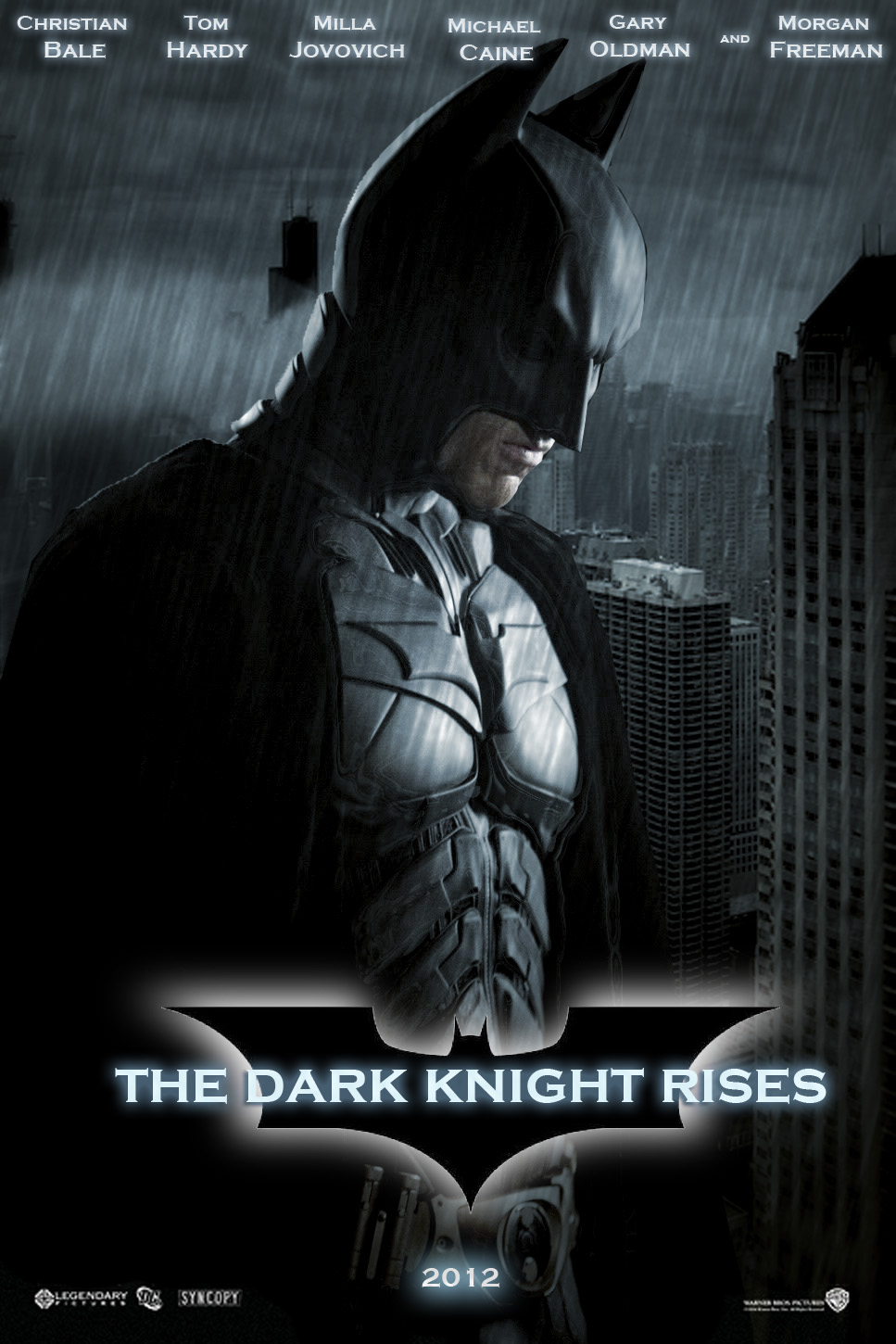 dark knoght rises