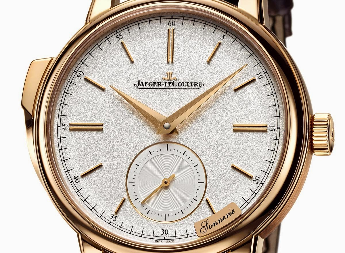 Jaeger-LeCoultre - Master Grande Tradition Minute Repeater Automatic