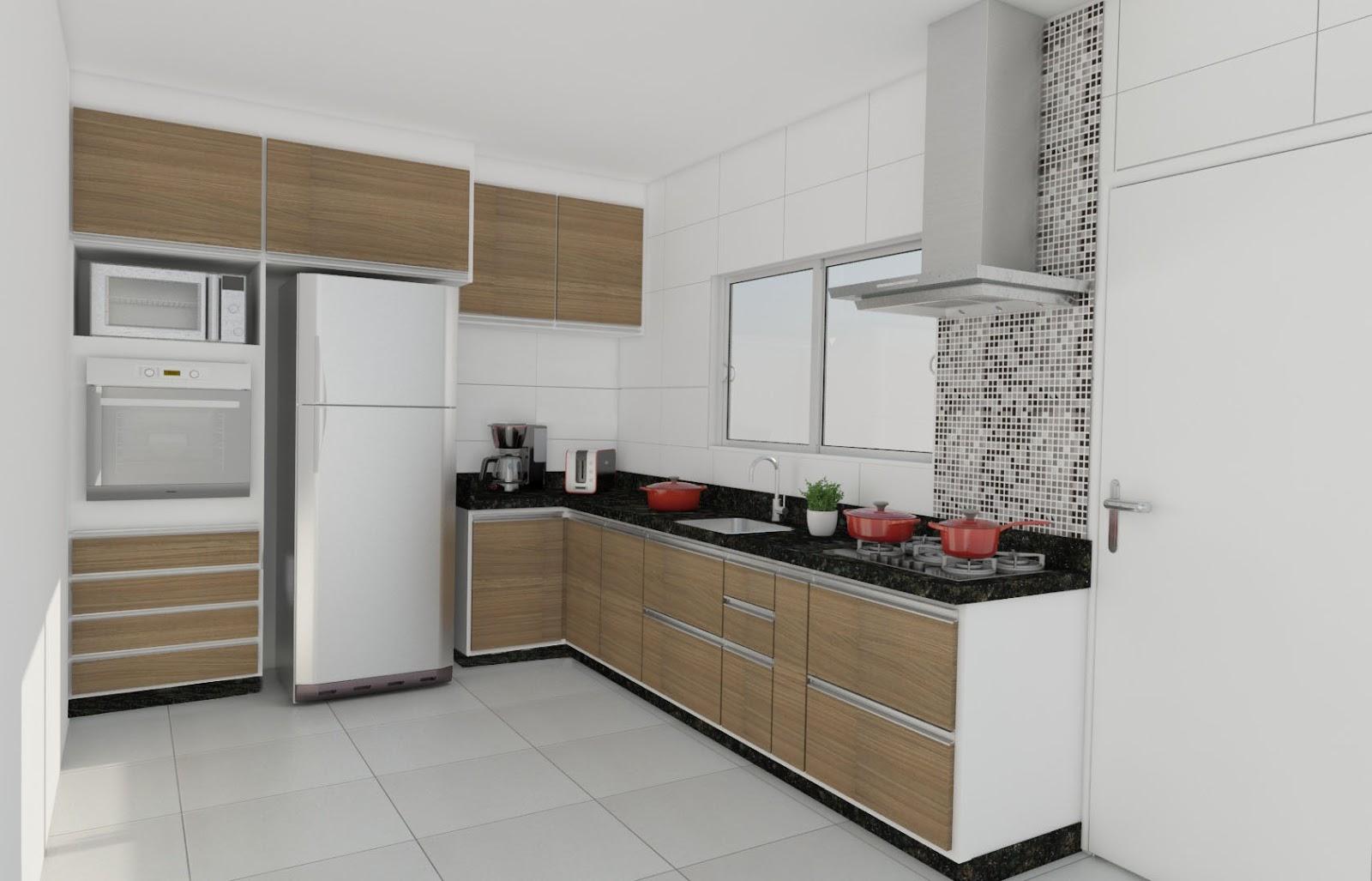 Construindo minha casa clean d vida da leitora helena - Ver cocinas montadas ...