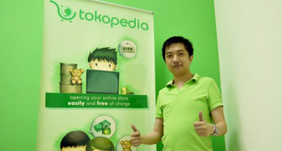 Perjalanan William Membangun Tokopedia
