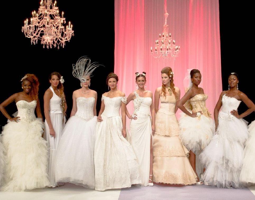 Salon du mariage les tendances 2013 tout pour mon mariage - Salon du mariage biganos ...