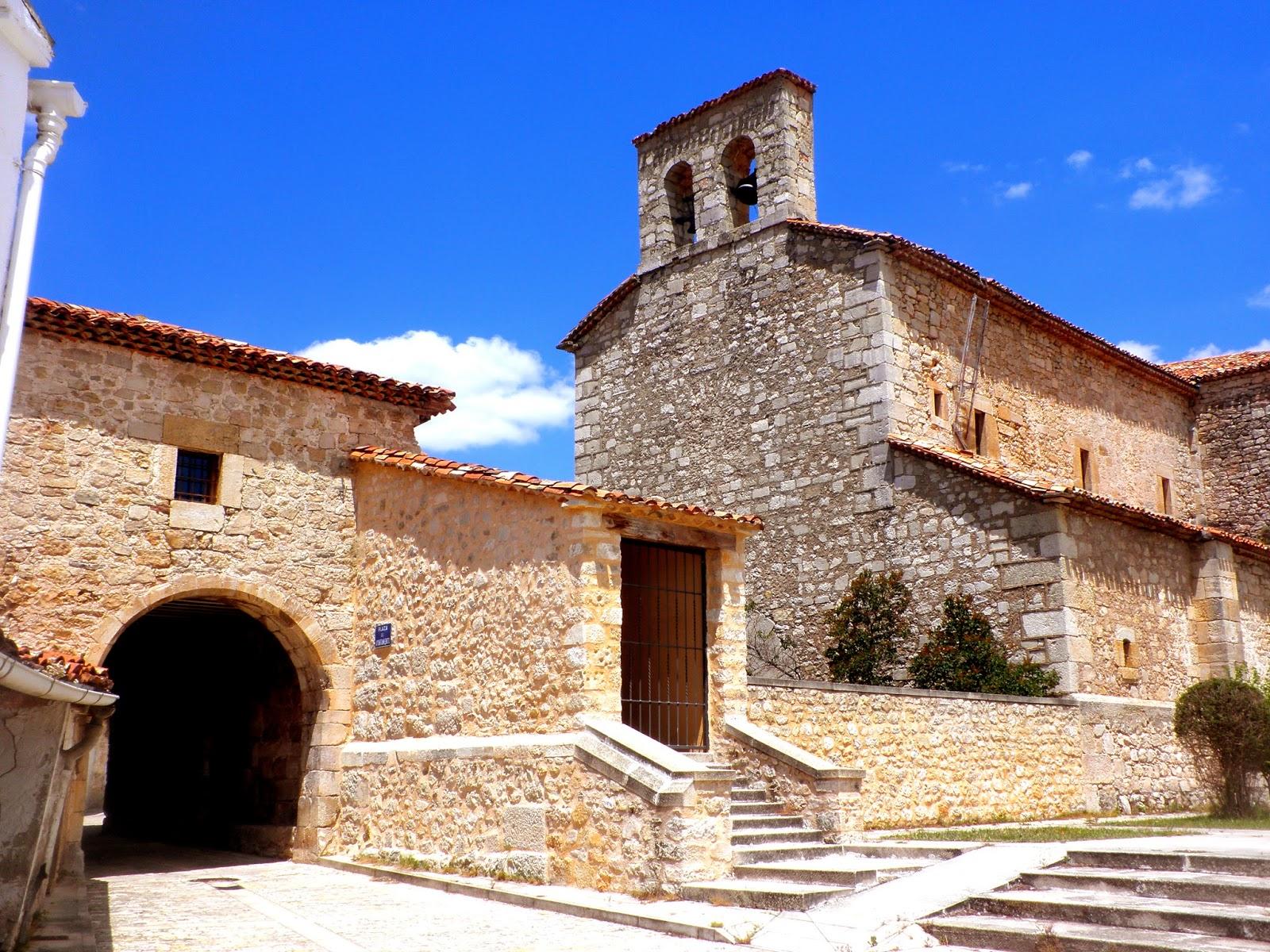 Iglesia de Santa María Magdalena de Poyatos