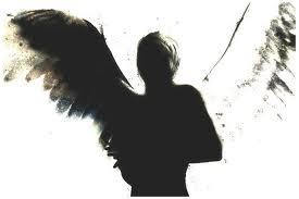 Arcangelo Gabriele, palme, paradiso, uomo