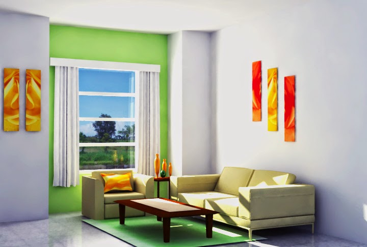 7 desain cantik ruang tamu rumah modern minimalis desain