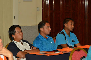Kursus Modul Sofbol Untuk JU Jurulatih Utama (Program 1 Murid 1 Sukan) Peringkat Negeri Sarawak