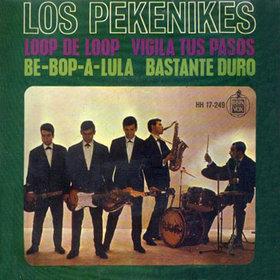 Los Pekenikes Cachimba