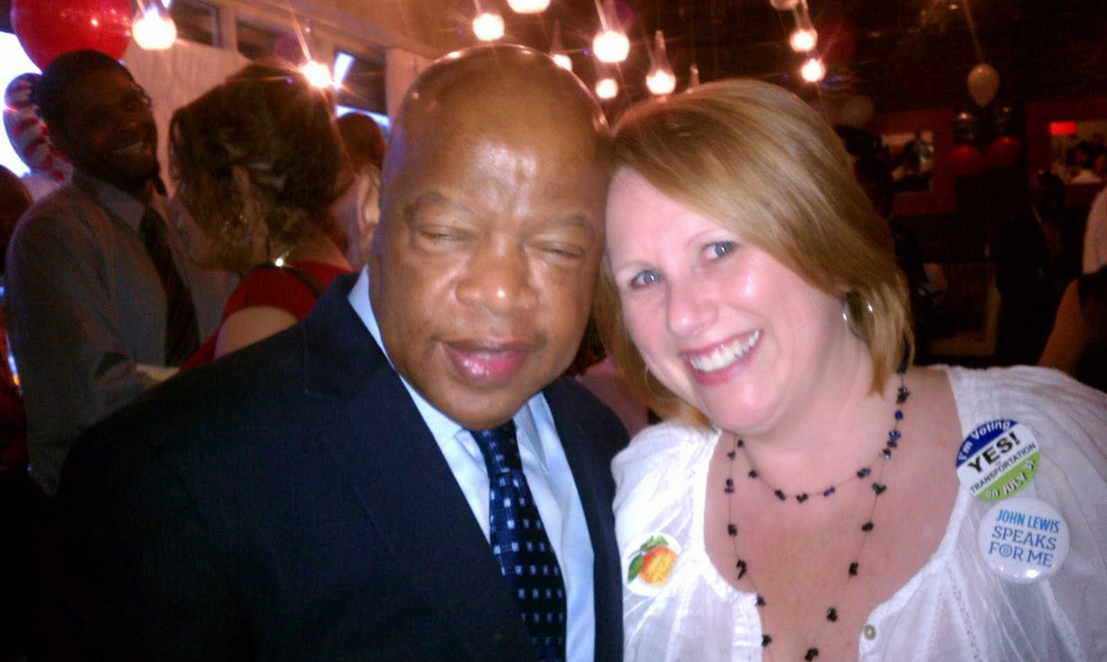 ATLGal loves Rep John Lewis