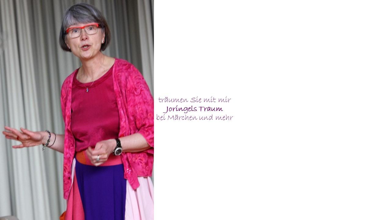 JoringelsTraum - Marie-Louise Ilg - Aalen - Märchen, Geschichten und Gedichte