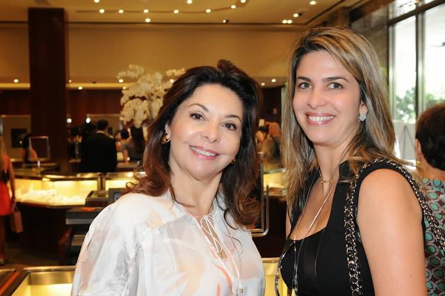 Anita Louise Maia and Fabiana Pellegrino