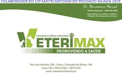 PUBLICIDADE: CLINICA VETERINÁRIA DE MAX CARNAÚBA DOS DANTAS/RN
