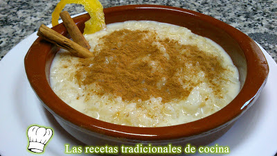 arroz con leche