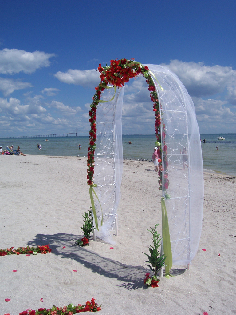 Wedding Trellis Decoration Ideas
