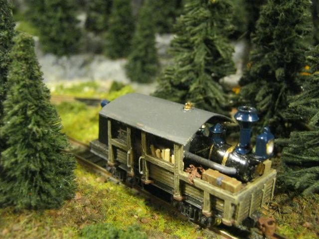 Climax 18 ton class A